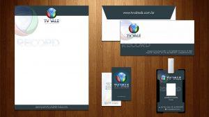 Logo e Identidade Visual da TV Vale