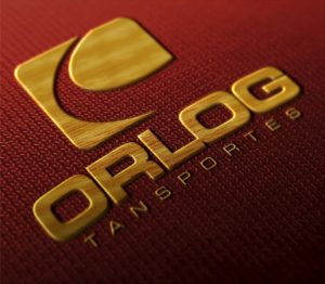 Logotipo da Orlog Transportes