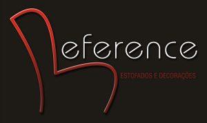 Logotipo da Reference Estofados e Decorações