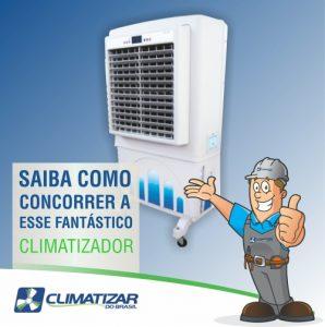 Mascote Climatizar do Brasil