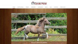 Site da Associação Brasileira de Criadores do Cavalo Pônei