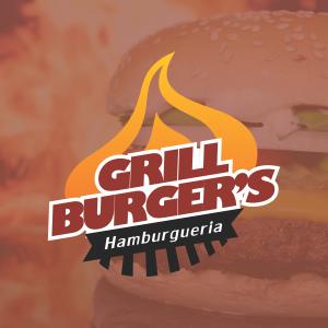 Logotipo Grills Burguer