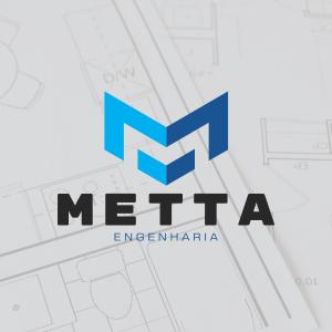 Logotipo Metta Engenharia