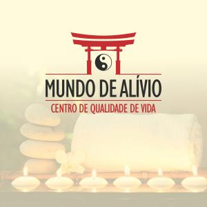 Logotipo Mundo de Alívio
