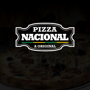 Logotipo Pizza Nacional