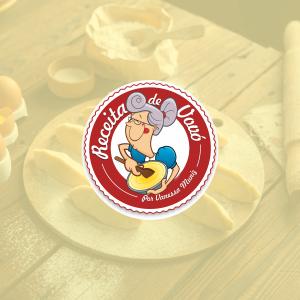 Logotipo Receita de Vovó Blog