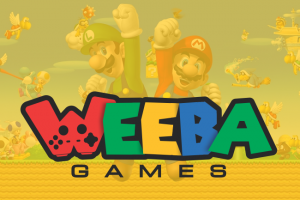 Logotipo Weeba Games
