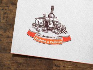 Logotipo Armazém Steves & Feiteira
