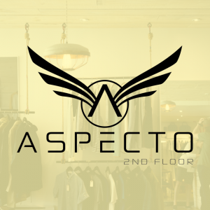 Logotipo Aspecto 2nd floor