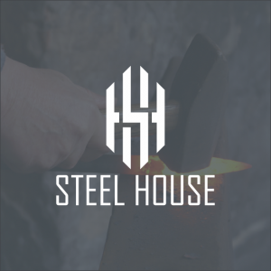 Steel House Logotipo