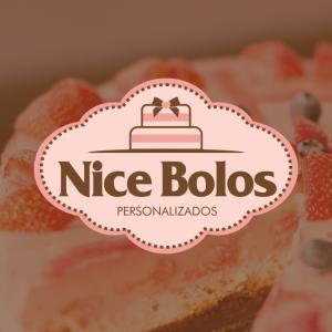 Nice Bolos Logotipo