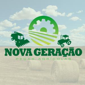 Nova Geração Logotipo