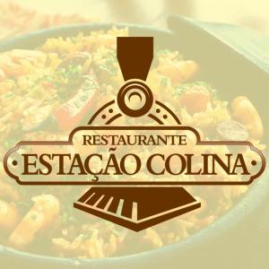 Restaurante Estação Colina Logotipo