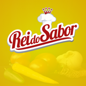 Restaurante Rei do Sabor Logotipo