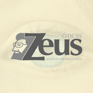 Zeus Ótica logotipo