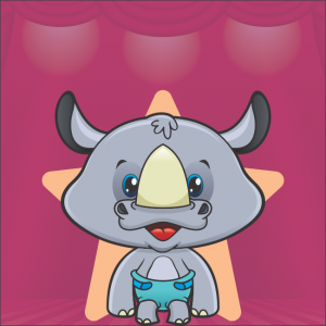 Mascote Lu (Fauda)