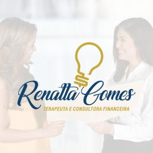 RENATTA_GOMES Logotipo
